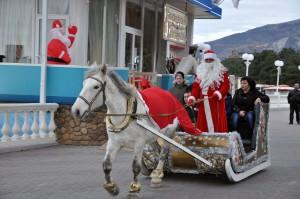 А вот и Дед Мороз :)