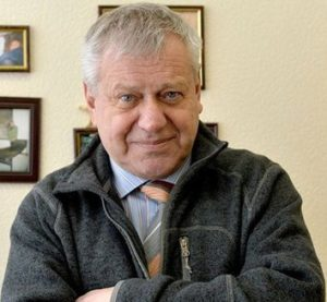 Дмитрий Зиновьевич Капустин